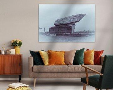 Havenhuis Antwerpen van Kristof Mentens