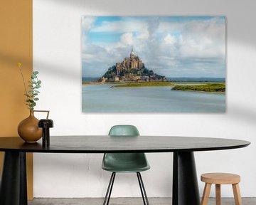 Le Mont-Saint- Michel van Connie de Graaf