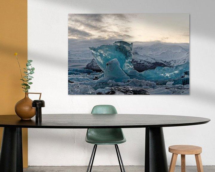 Beispiel: Eiswelt von Ralf Lehmann