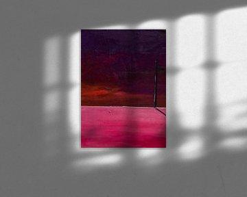 Zusammensetzung des Horizonts von Sander Veen