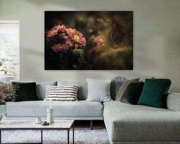 Bloemen en bloei van Martine BOUR