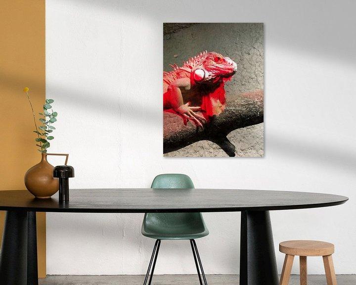 Beispiel: Reptil 3 von tania mol