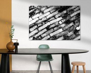 Le mur sur Sidney Graf