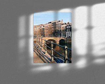 Hartje Amsterdam van Zain Usman