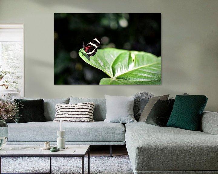Beispiel: Schmetterling von Nadine Rall