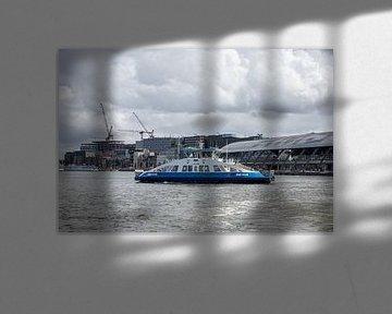 GVB Openbaar vervoer Amsterdam (boot) van denk web