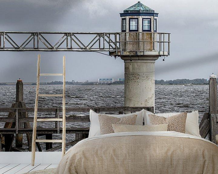 Impression: Vieux phare sur Anjo ten Kate