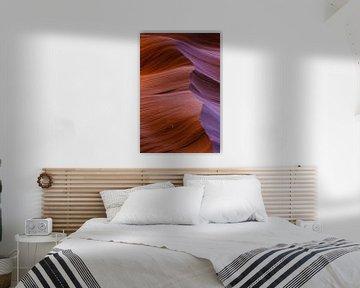 Antelope Canyon VIII von Frank Lenaerts