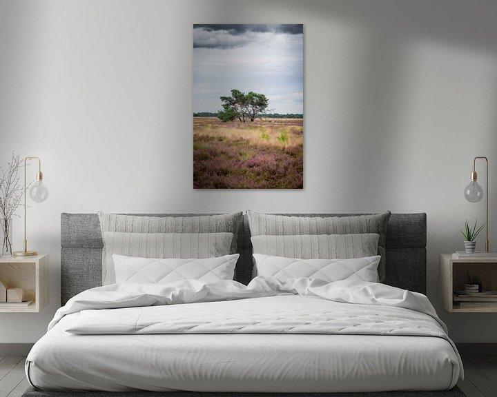 Sfeerimpressie: Eenzame boom van Fotografie Marco Houben