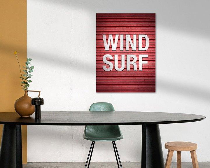 Sfeerimpressie: windsurfen van Florian Kunde