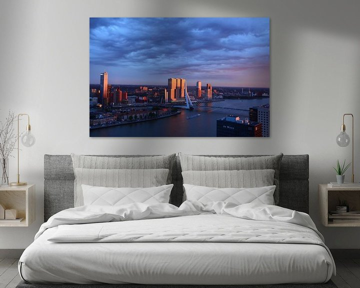 Sfeerimpressie: De Rotterdam in de Zon van Marcel van Duinen