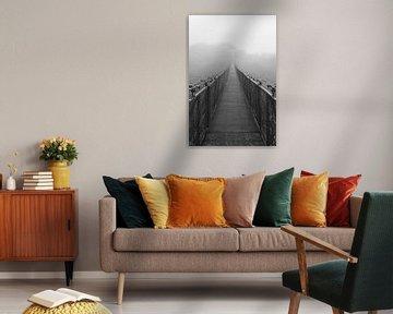 Hängebrücke Nebelwald Costa Rica