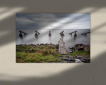 Eisbrecher vom Markenmeer von Marcel Derweduwen