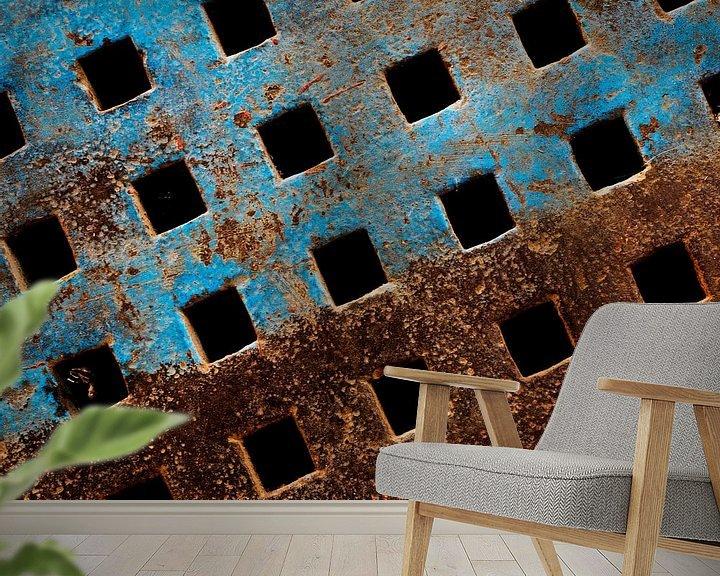 Beispiel fototapete: Old floor von Greetje van Son