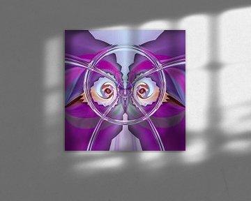 Phantasievolle abstrakte Twirl-Illustration 117/5 von PICTURES MAKE MOMENTS