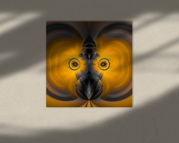 Phantasievolle abstrakte Twirl-Illustration 114/12 von PICTURES MAKE MOMENTS