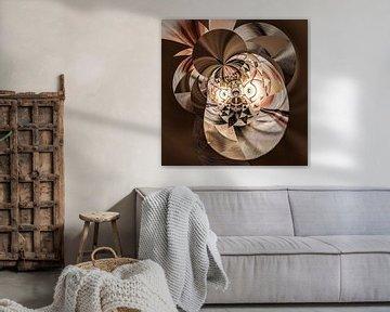 Fantasierijke abstracte twirlillustratie 113/37 van PICTURES MAKE MOMENTS