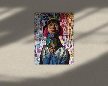 Kayan - Karen von The Art Kroep