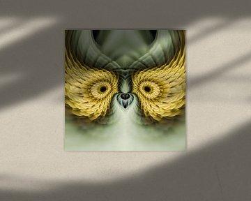Fantasierijke abstracte twirlillustratie 111/14 van PICTURES MAKE MOMENTS