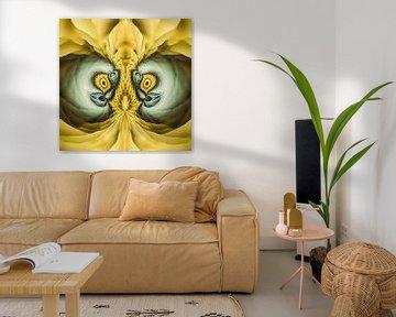 Fantasierijke abstracte twirlillustratie 111/2 van PICTURES MAKE MOMENTS