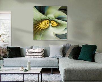 Fantasierijke abstracte twirlillustratie 111/5 van PICTURES MAKE MOMENTS