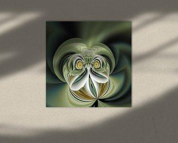 Fantasierijke abstracte twirlillustratie 111/42 van PICTURES MAKE MOMENTS