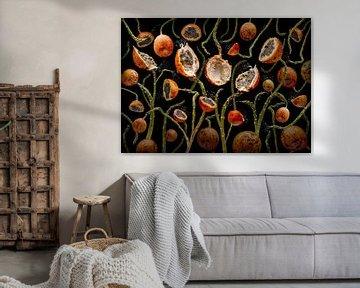 Grenadilla asparagus van Olaf Bruhn