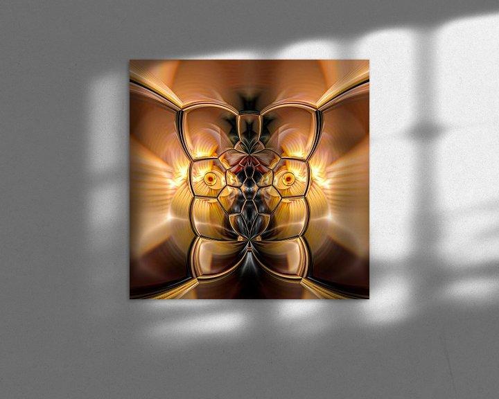 Beispiel: Phantasievolle abstrakte Twirl-Illustration 109/5 von PICTURES MAKE MOMENTS