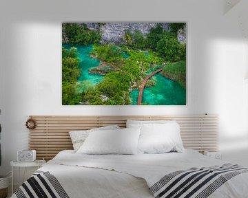 meren van Plitvice van Antwan Janssen