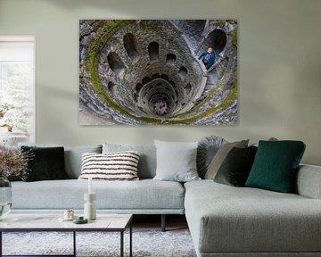 Quinta da Regaleira - Initiation well van Daniel Van der Brug