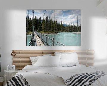 Banff National Park, Canada van Daniel Van der Brug