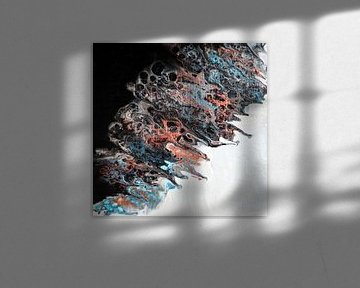 Negativer Raum von Yvonne Smits