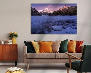 Winter Wonderland van Markus Stauffer