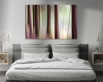 Abstracte Woud van Markus Stauffer