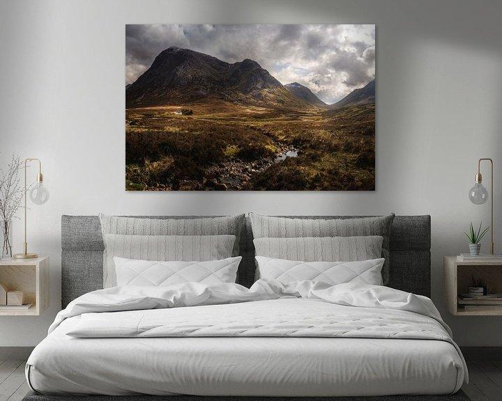 Beispiel: Glencoe (Highlands) von Markus Stauffer