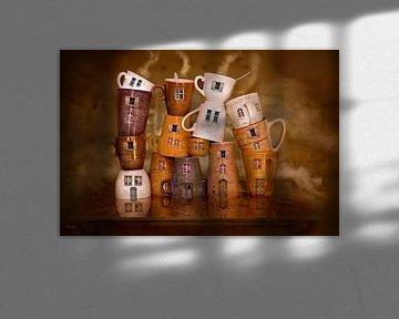 Das Kaffee Haus in der Küche