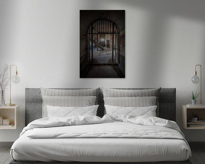 Sfeerimpressie: Urbex Tuchthuis Vilvoorde van Steven Dijkshoorn