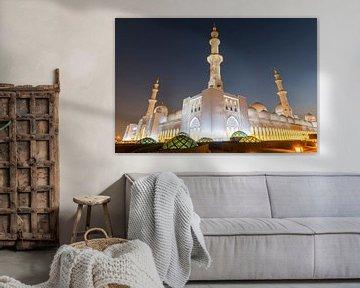 Sjeik Zayed Moskee van Ko Hoogesteger