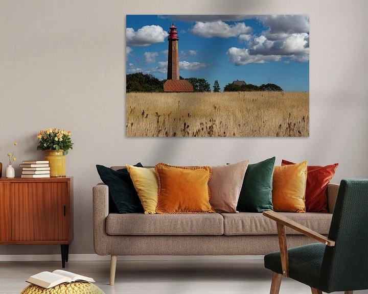 Beispiel: Insel Fehmarn, Leuchtturm, Fehmarn-eiland, vuurtoren von Karin Luttmer
