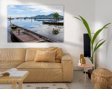 Lagune  II van Nathalie Brugman