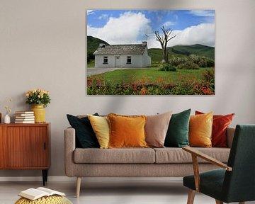 Huisje in Castlegregory Ierland von Sandra van Vugt