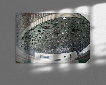Louvre Abu Dhabi van Ko Hoogesteger