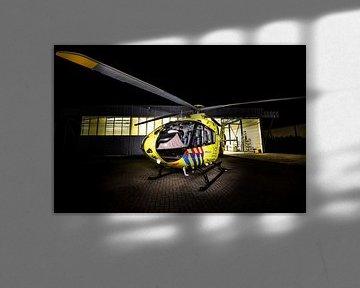 ANWB Medical Air Assistance van Vincent Snoek