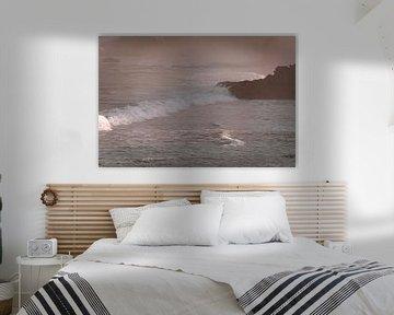 Wilde Küste Portugal - mit Brandung von FOTOFOLIO.DE