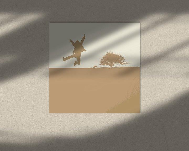 Beispiel: Springen von Henk Tijbosch