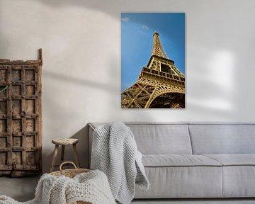 Der Eiffelturm von Paris - Frankreich von Be More Outdoor