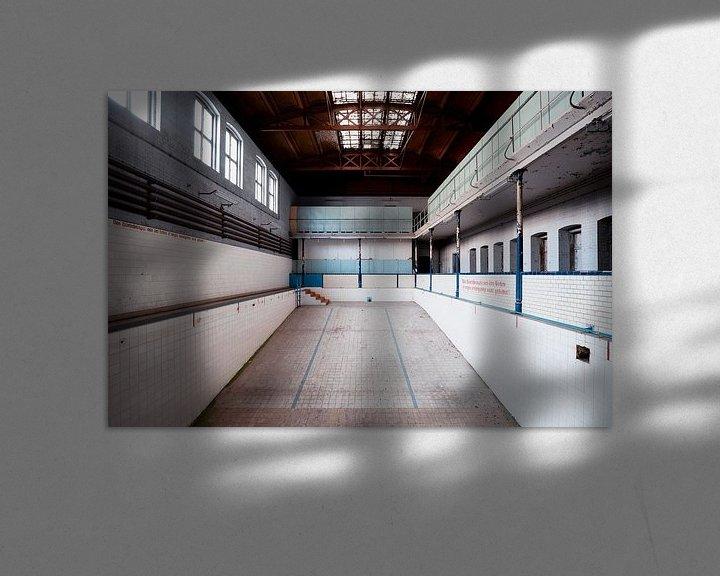 Beispiel: verlassenes Bad von Kristof Ven