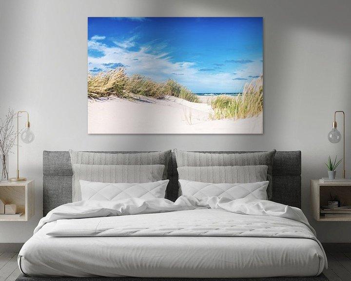 Beispiel: Dänische Küste bei Skagen von Florian Kunde