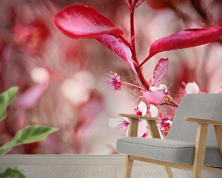 Sfeerimpressie behang: Blossom van Anita Servaas