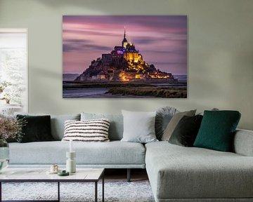 Le Mont Saint Michel van Achim Thomae